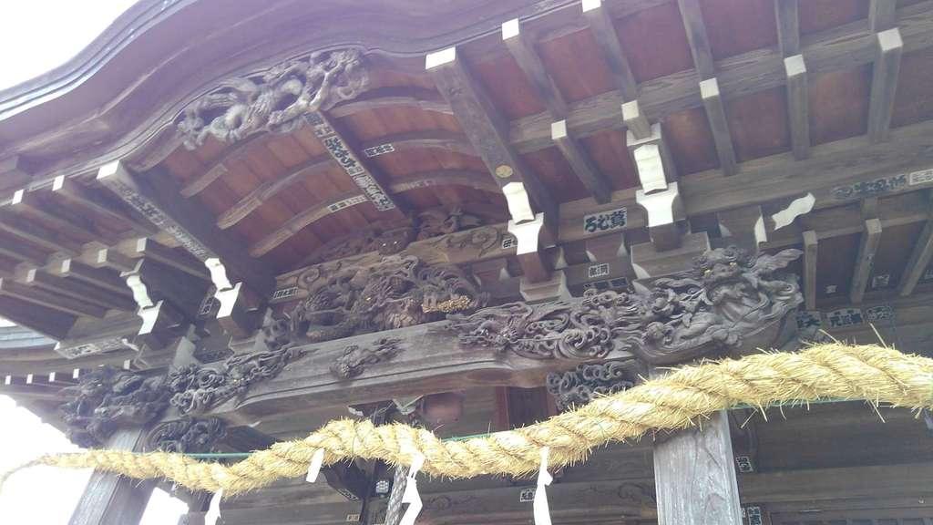 狭山神社の建物その他