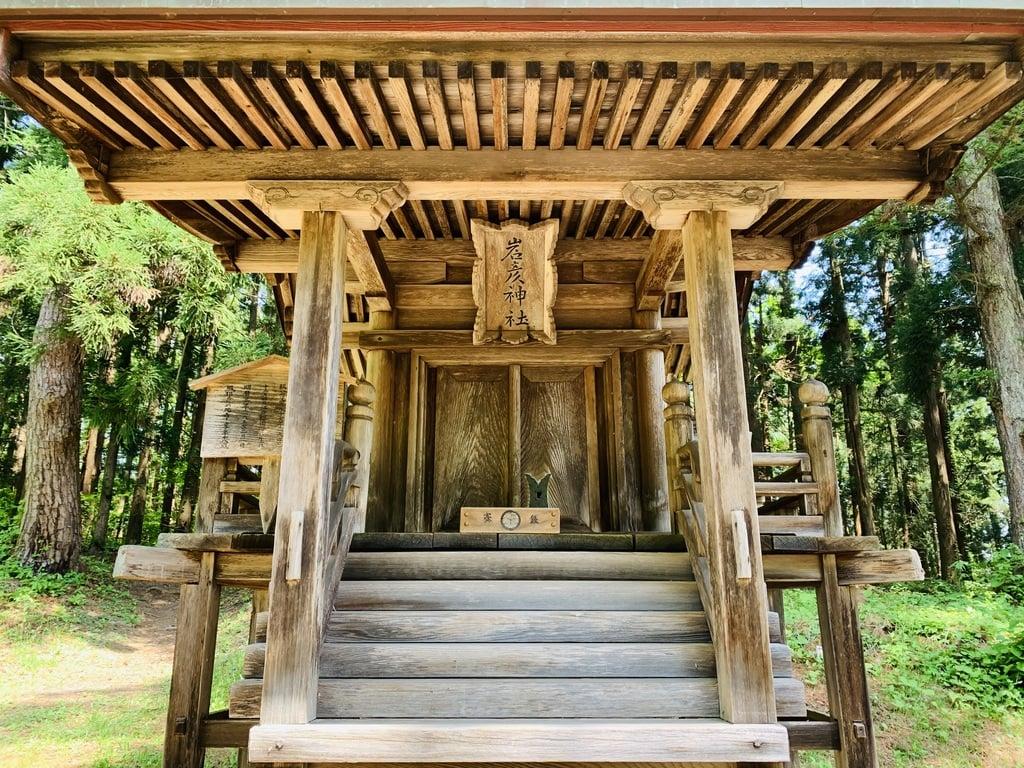 土津神社-こどもと出世の神さま-の末社