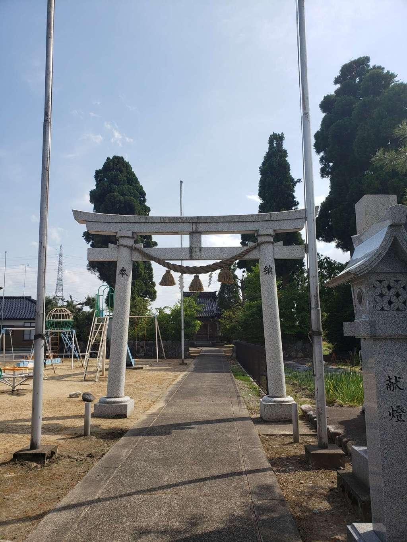 鹿嶋神社(富山県)