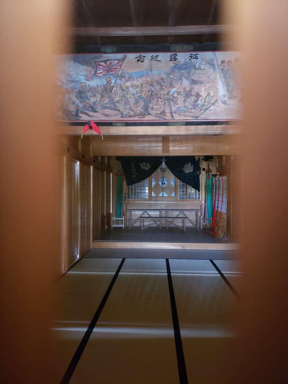 鹿嶋神社の本殿