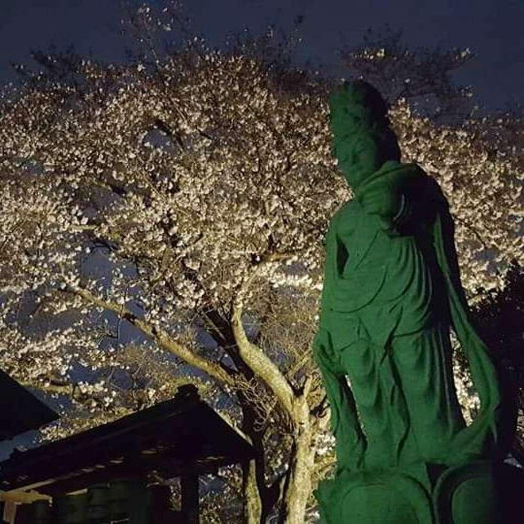 蓮久寺の仏像