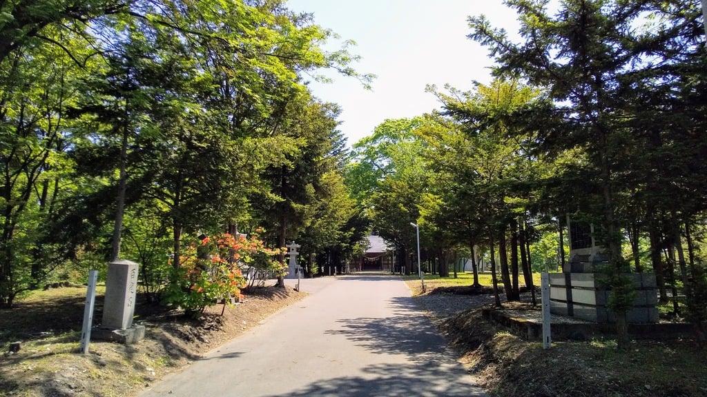 東神楽神社の建物その他