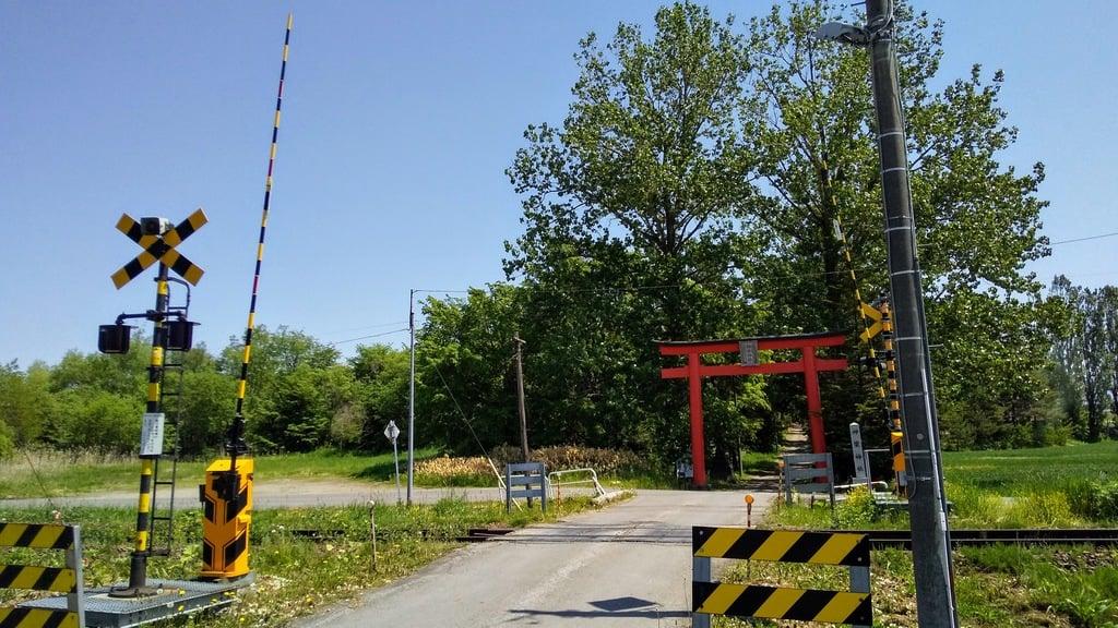 神楽神社の周辺