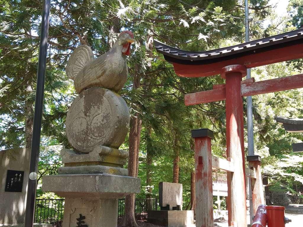 中野神社(青森県)