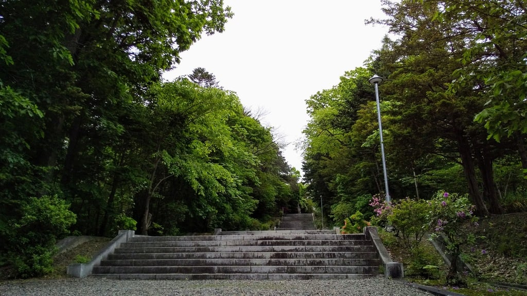 上川神社(北海道)