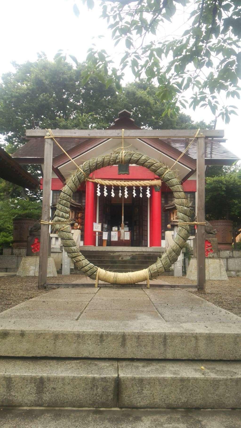 元郷氷川神社の建物その他