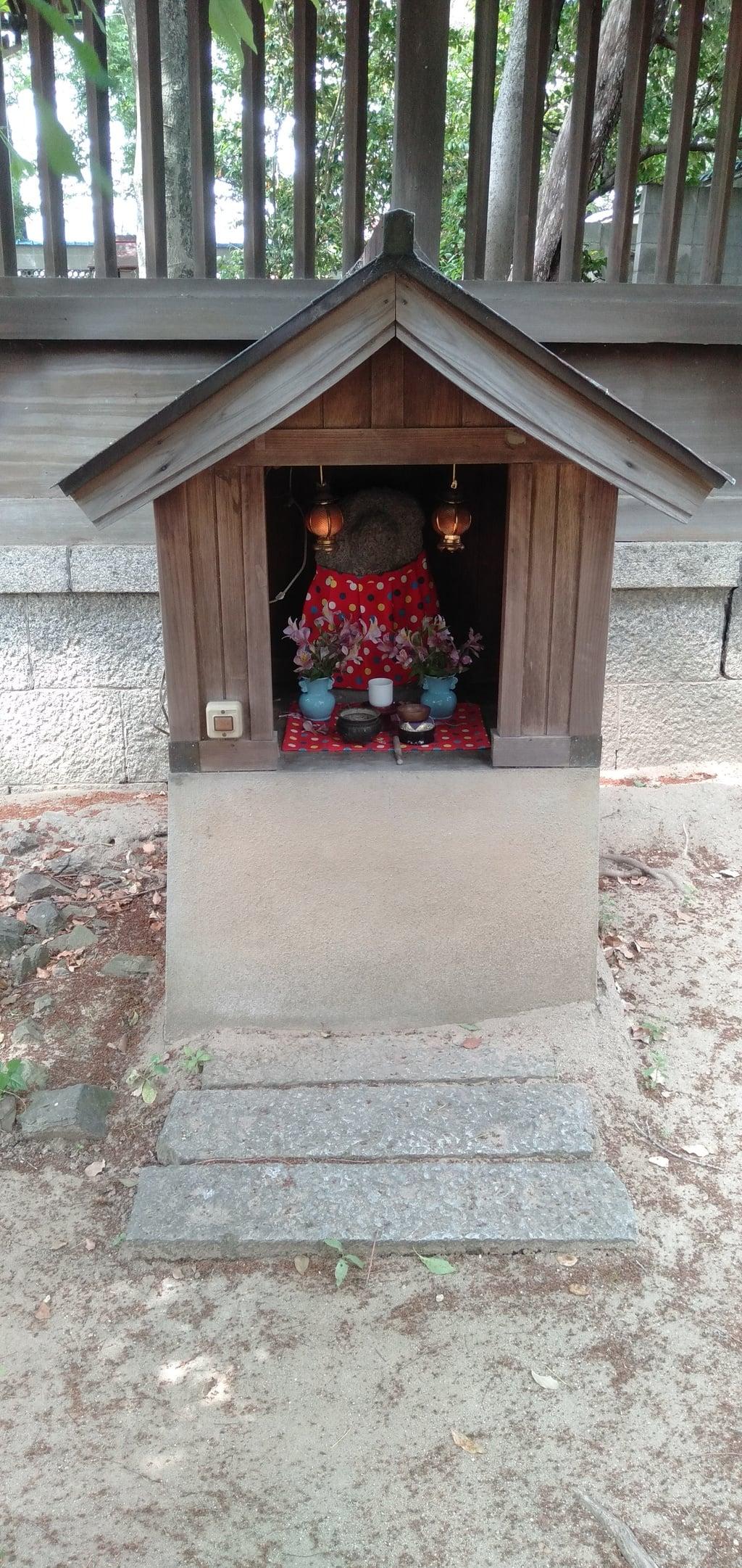 春日神社の地蔵