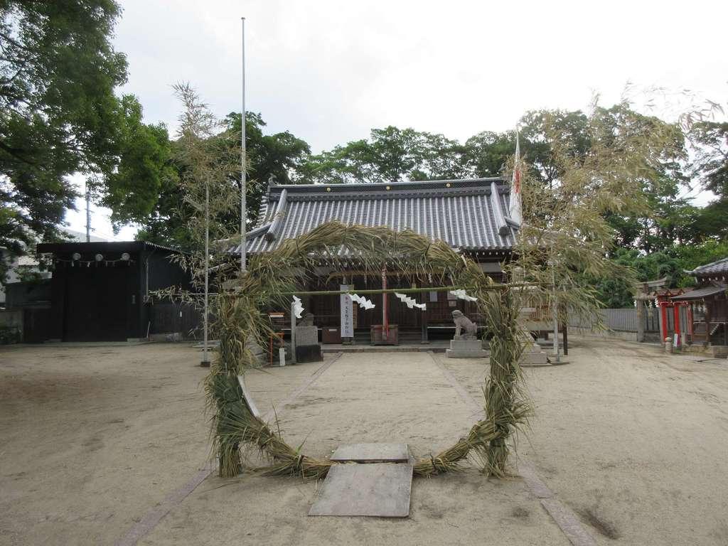 許麻神社の体験その他