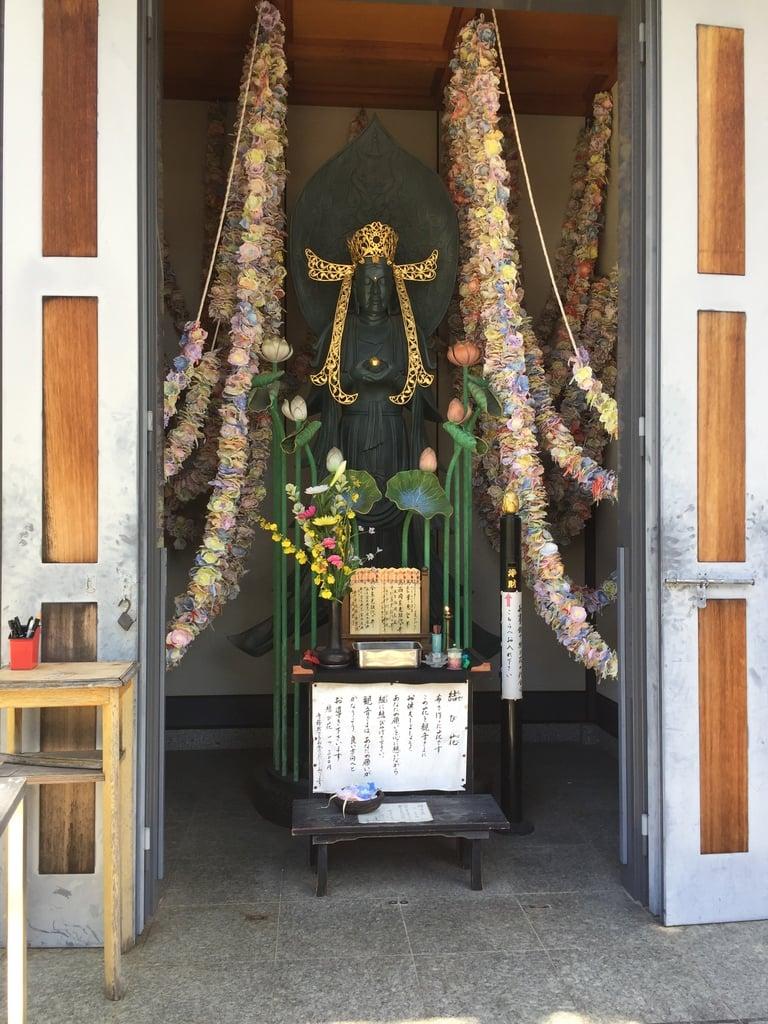 源聖寺の像