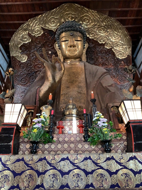 金鳳山 正法寺の仏像