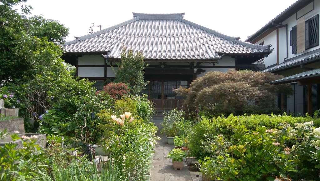 妙福寺の本殿