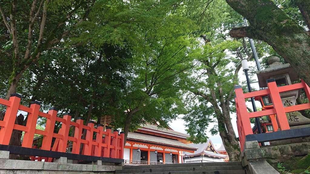 八坂神社(祇園さん)の景色