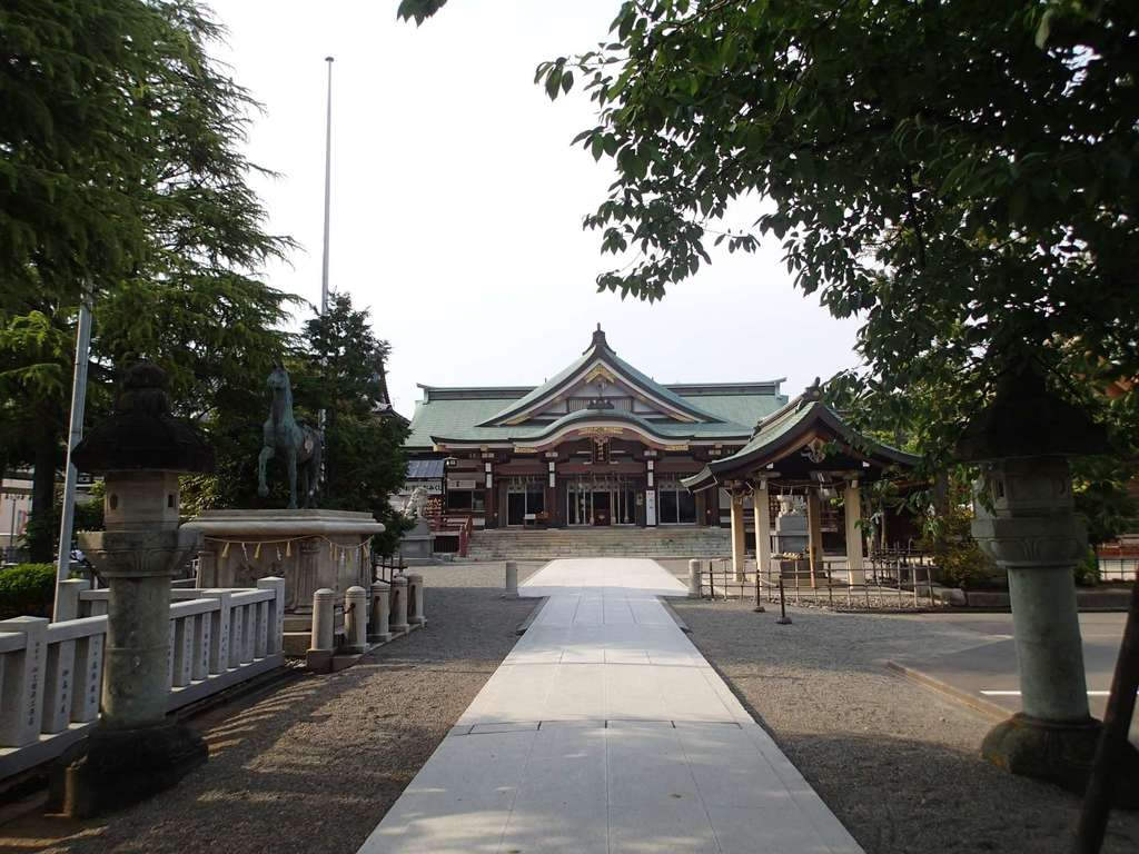 神明神社の建物その他