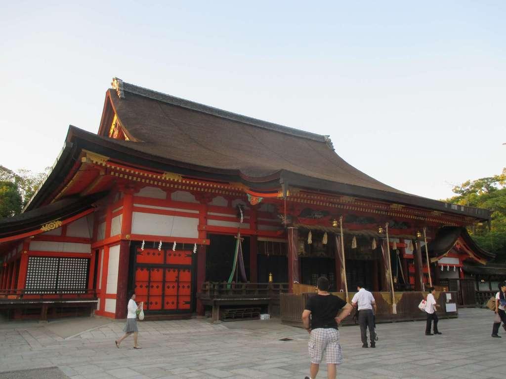 八坂神社(祇園さん)(京都府)