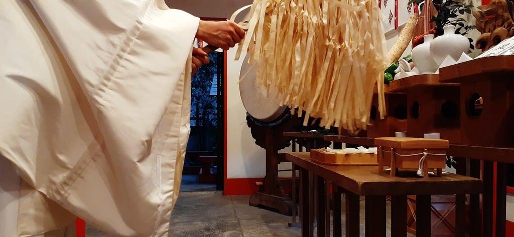 導きの社 熊野町熊野神社のお祭り