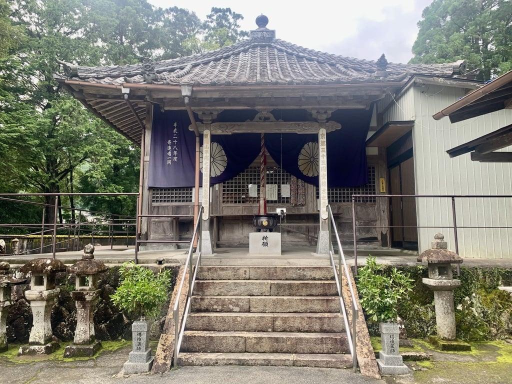 浄薬寺(楊枝薬師堂)の本殿