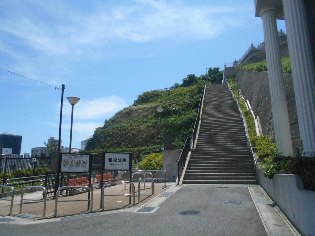 龍本寺の周辺