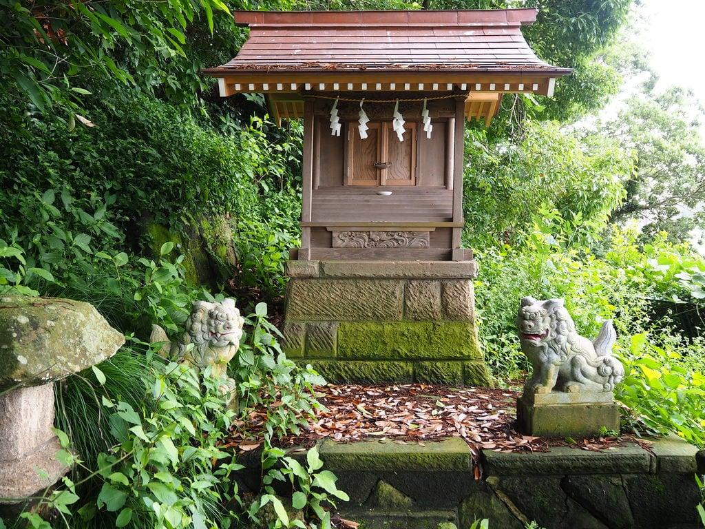 叶神社 (西叶神社)の末社