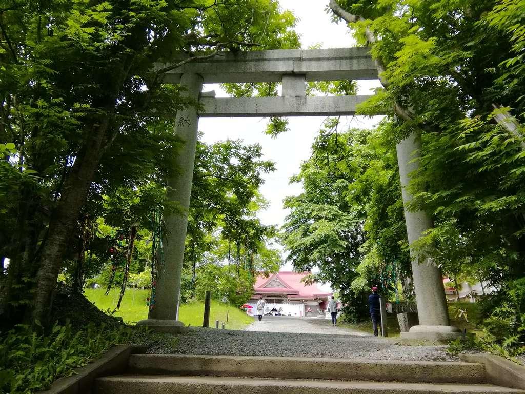 釧路一之宮 厳島神社(北海道)