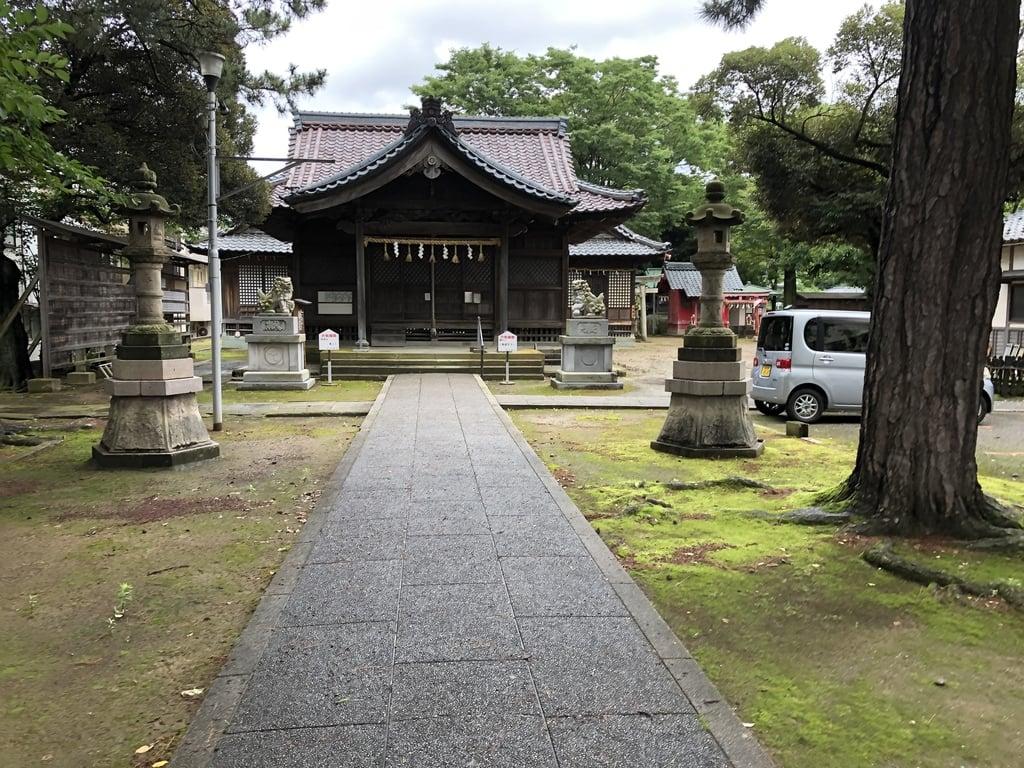 氷川神社の建物その他