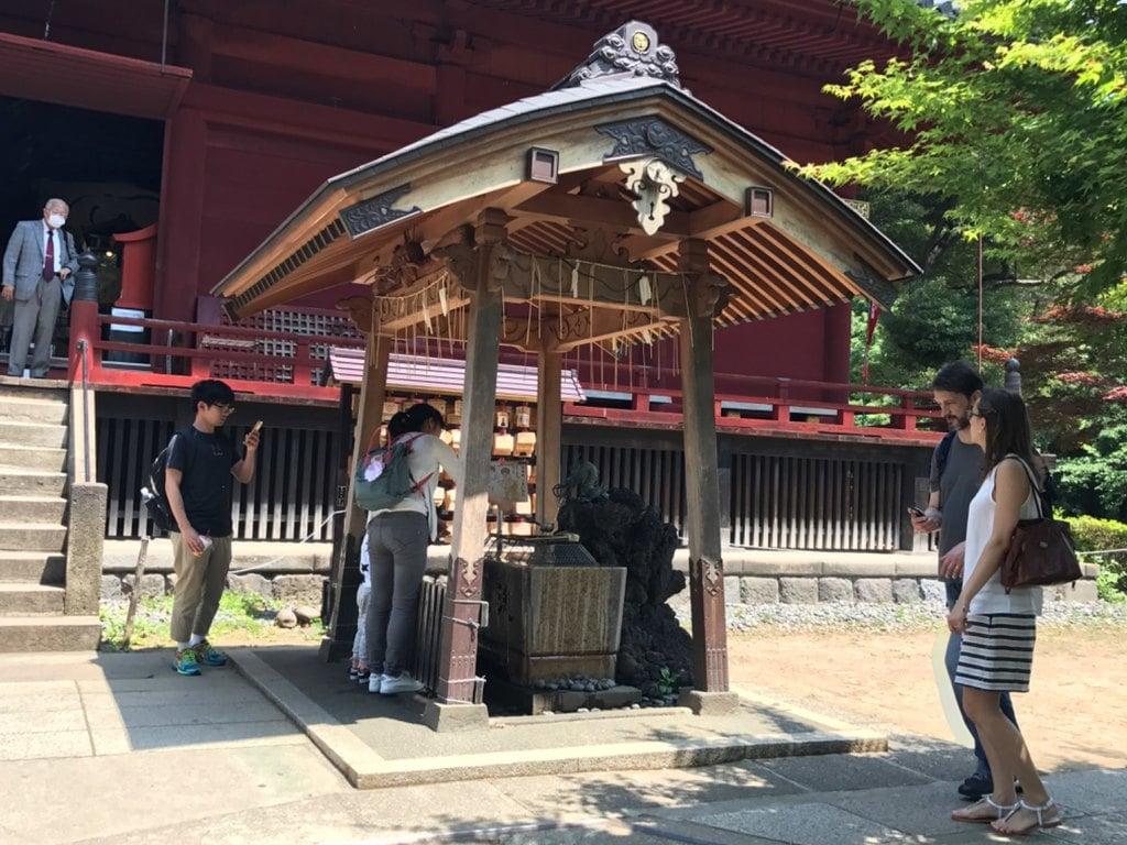 清水観音堂(東京都)