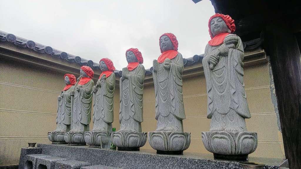 満福寺の地蔵