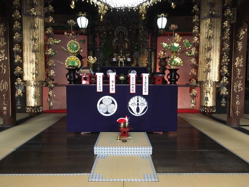 大光寺の本殿