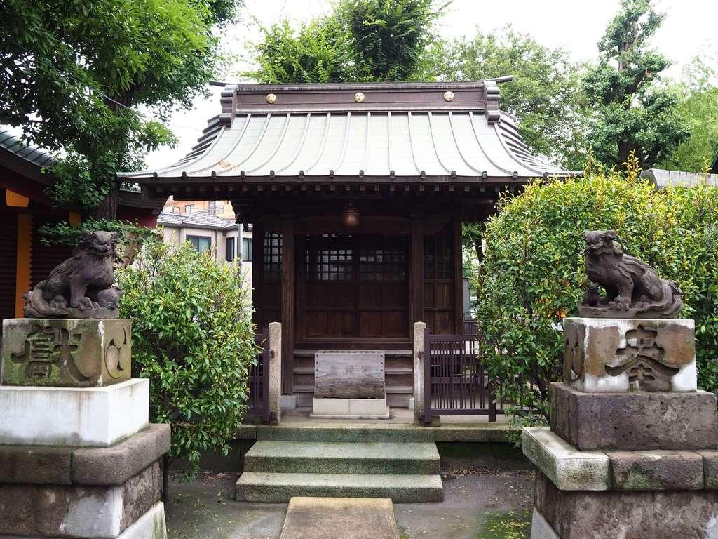 八幡神社(東京都)