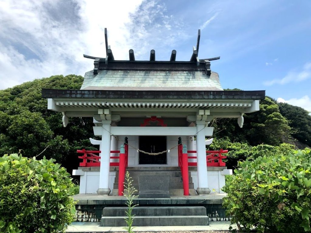 萬えびす神社の本殿