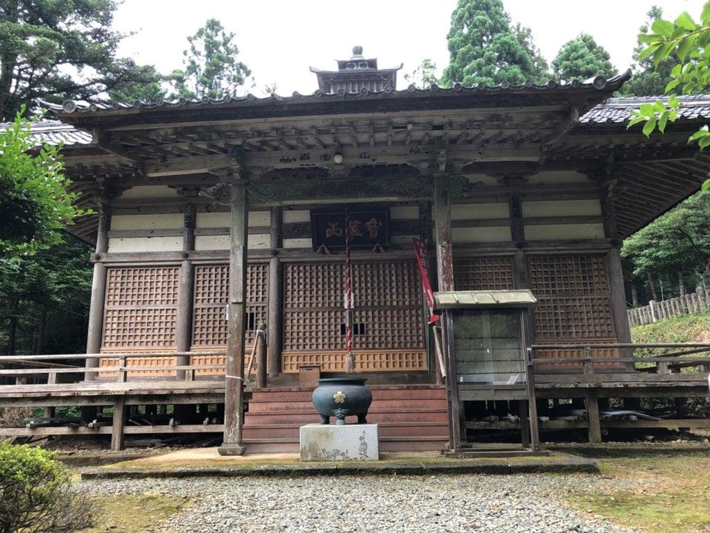 天徳寺の本殿