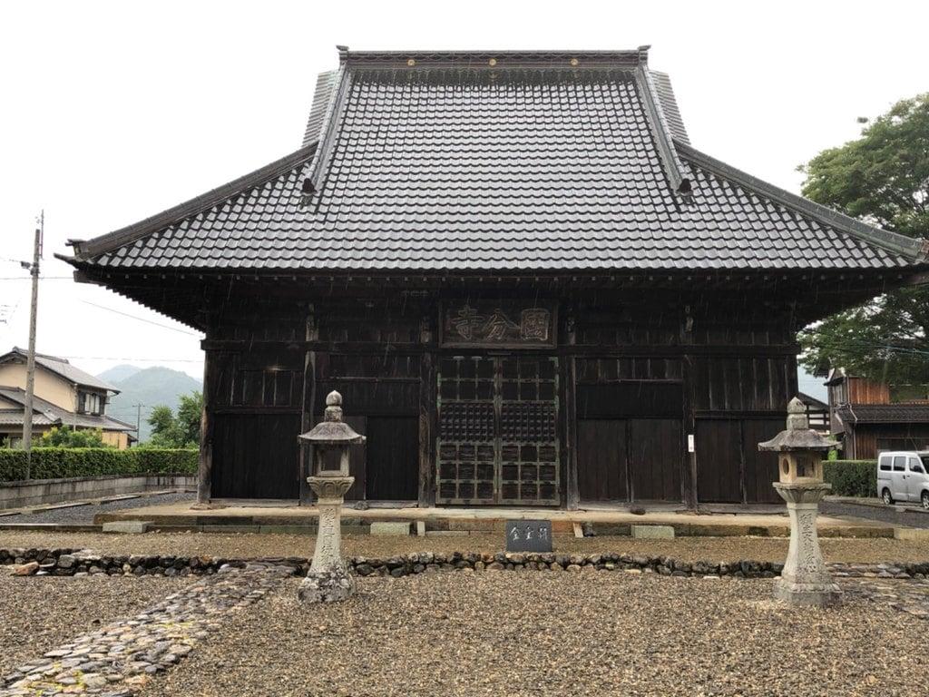 国分寺の本殿