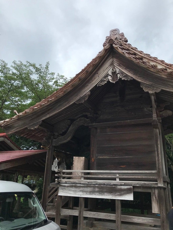 櫛代賀姫神社の末社
