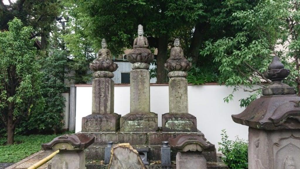 南藏院の仏像