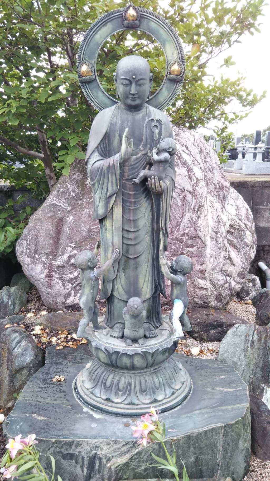 福生院の仏像