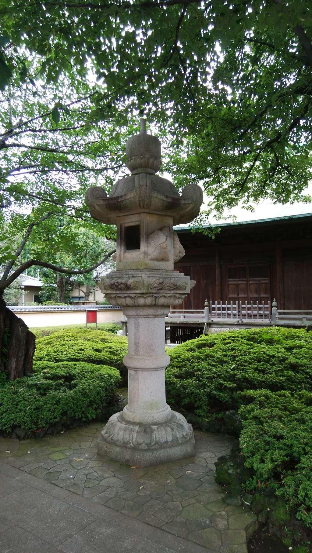圓融寺の塔