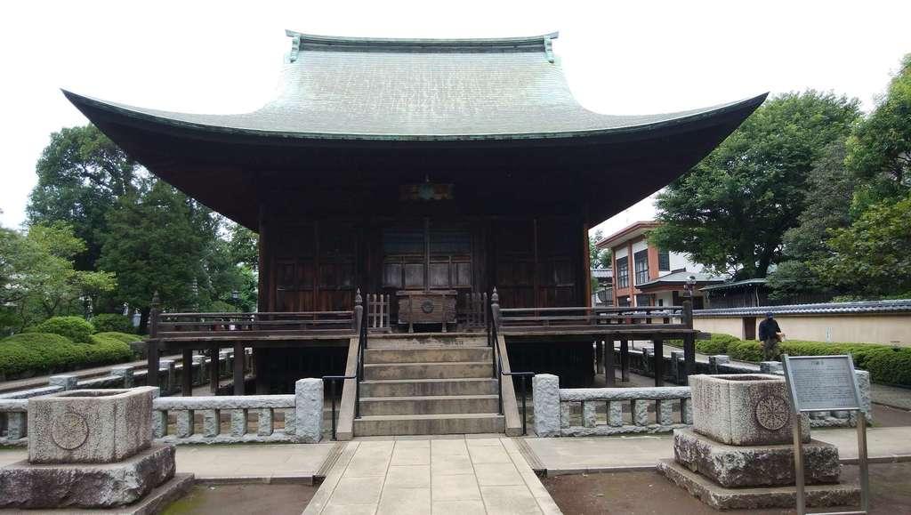 圓融寺の狛犬