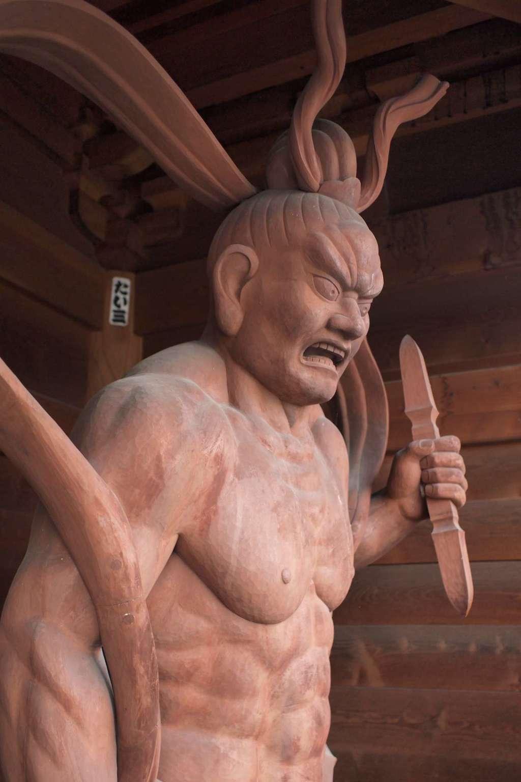 廣見寺の仏像
