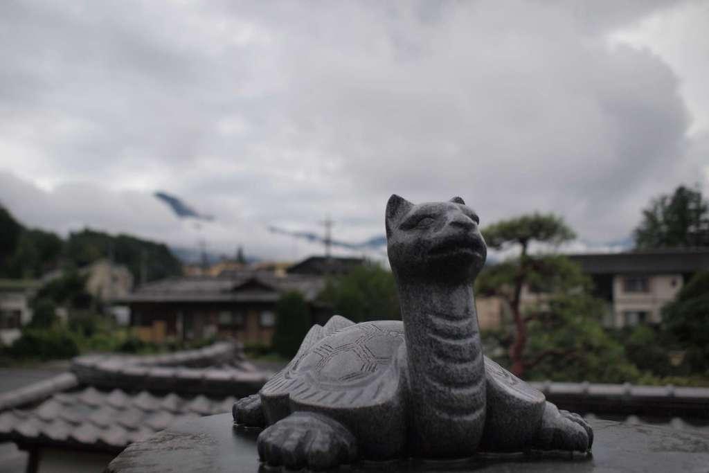 廣見寺の狛犬