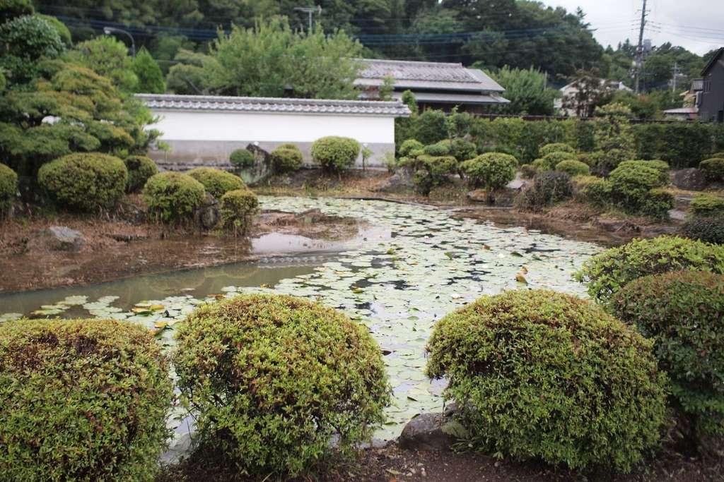 廣見寺の庭園