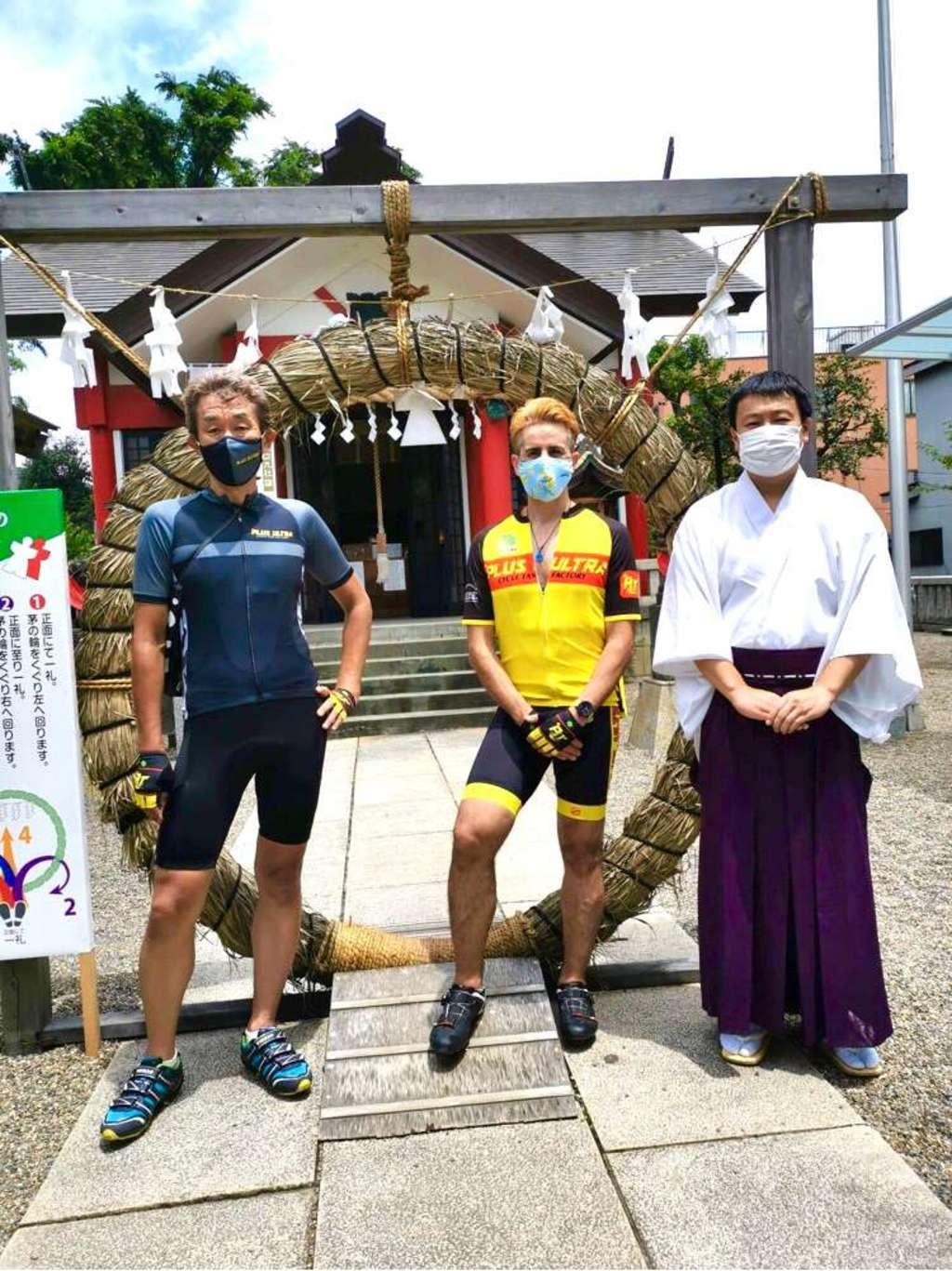 元郷氷川神社の体験その他