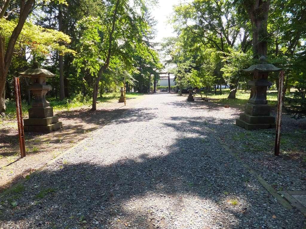 南幌神社(北海道)