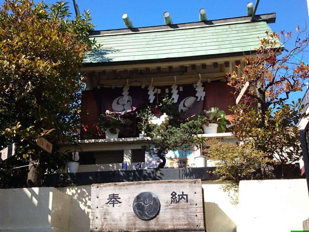 巣鴨大鳥神社の本殿