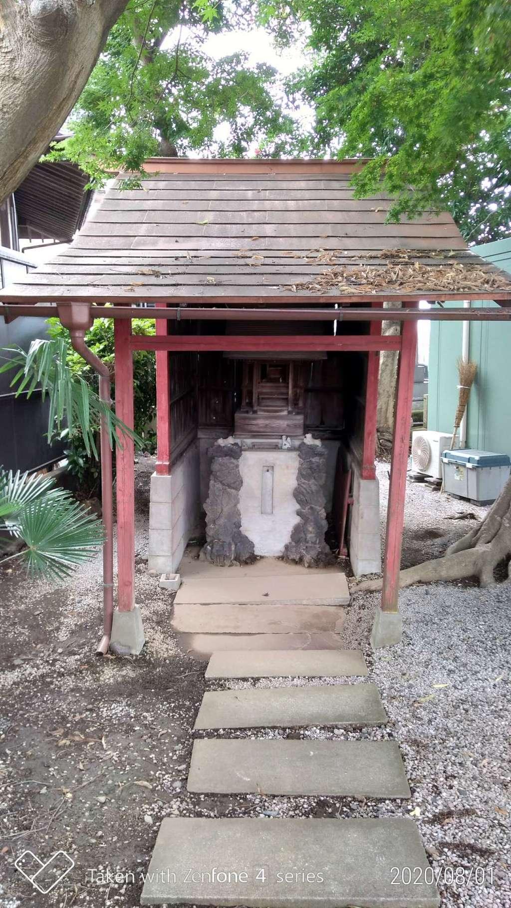 大蓮寺の末社