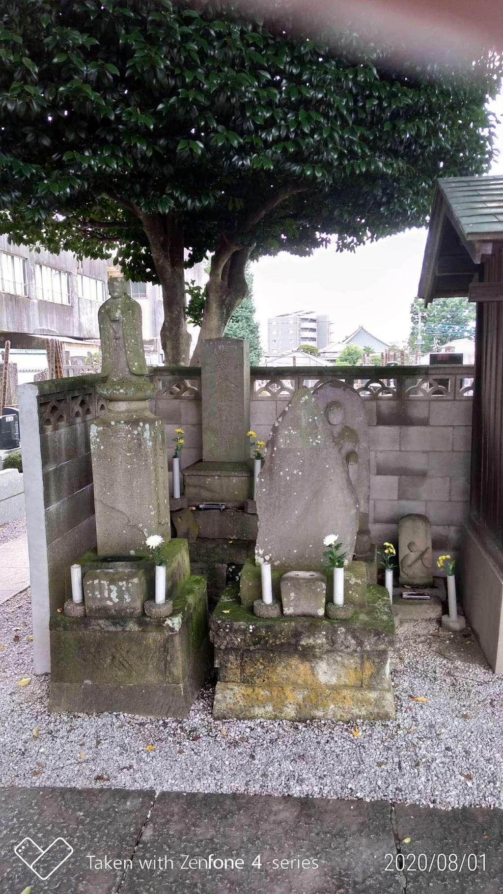 大蓮寺の地蔵