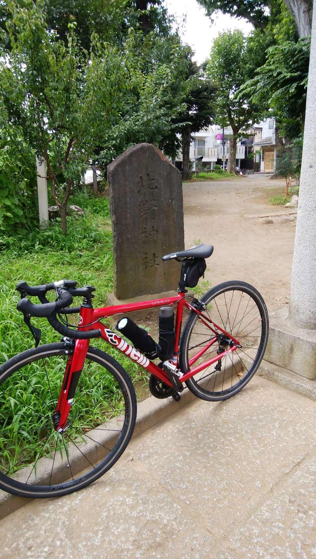 打越天神北野神社の歴史