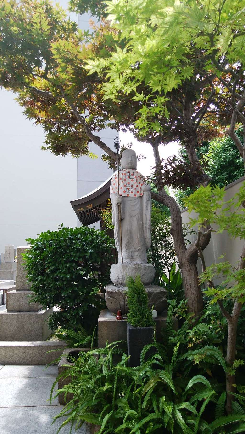 智源寺の地蔵