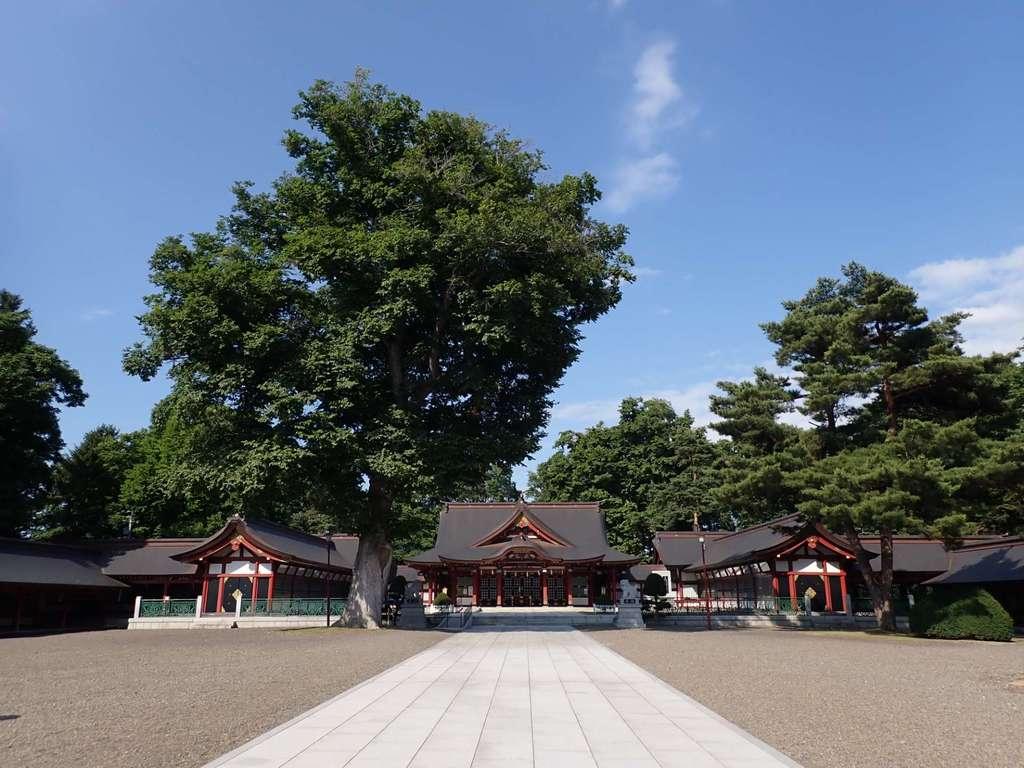 北海道護国神社の末社
