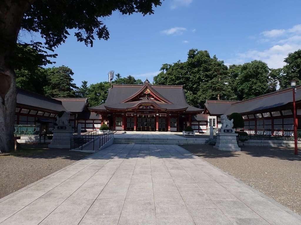 北海道護国神社(北海道)