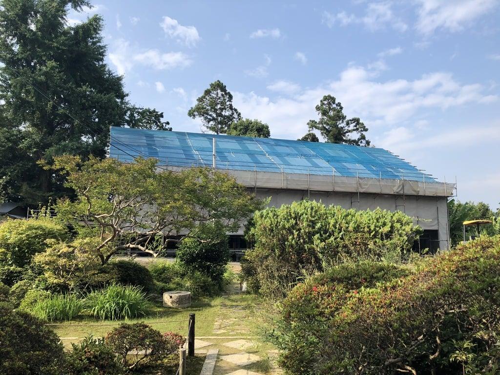 大門寺の本殿