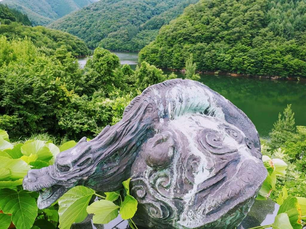 早池峯神社の芸術